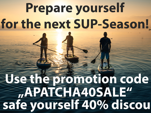 Apatcha Boards mit 40% Rabatt